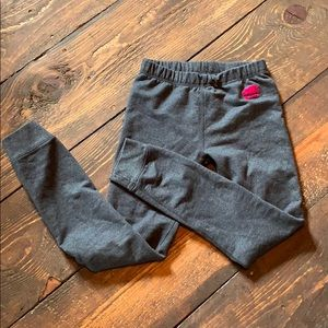 Girl's roots sweat pants